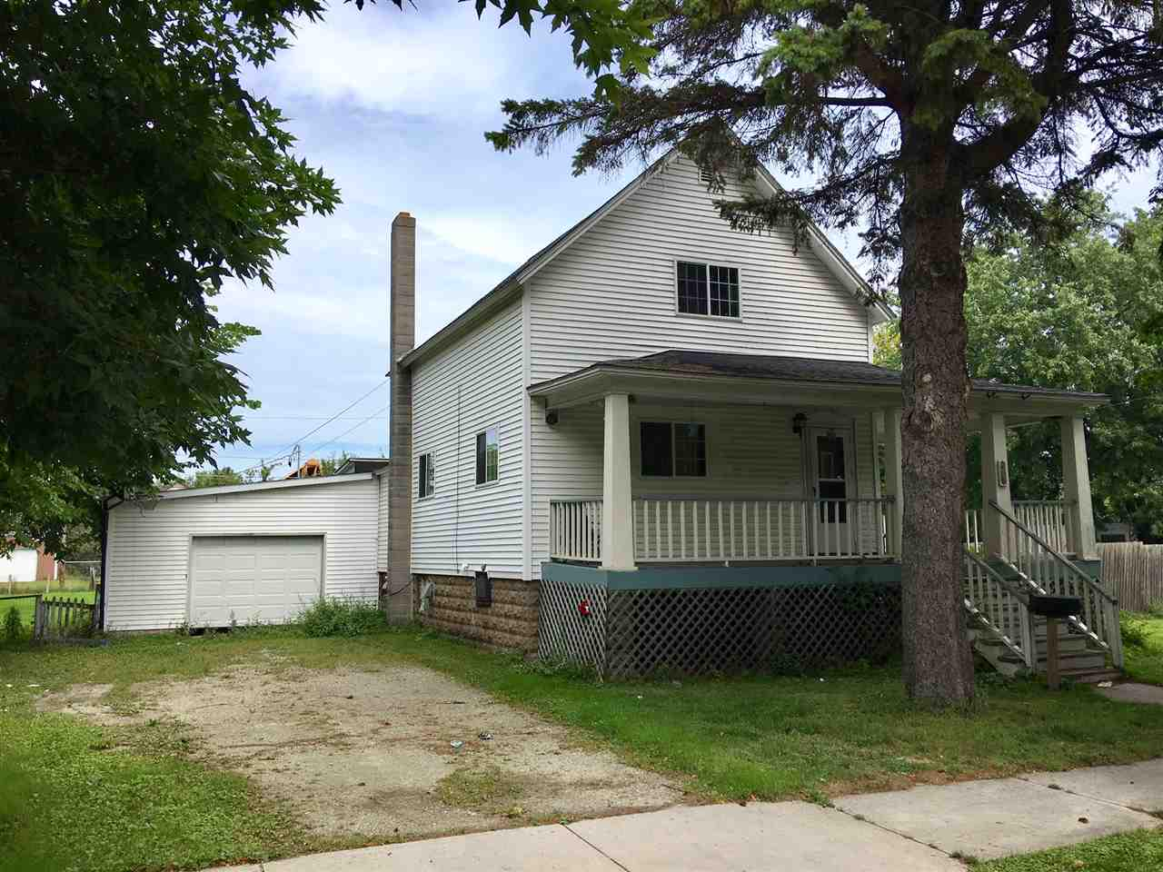 View Single-Family Home For Sale at 408 CARNEY BOULEVARD, Marinette, WI