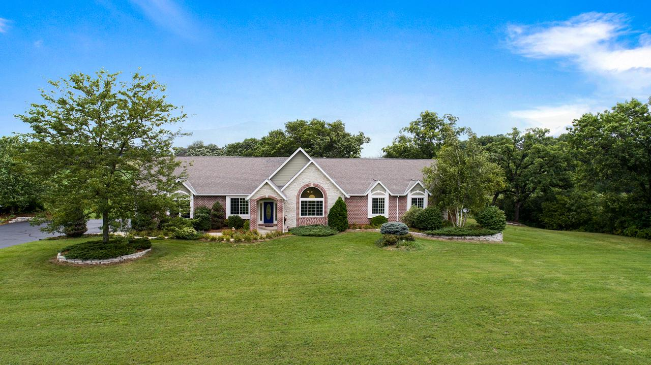 View Single-Family Home For Sale at W1144 County Road CI, Helenville, WI