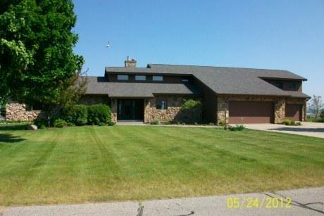 View Single-Family Home For Sale at 4112 Michigan Shores Dr, Abbotsford, MI