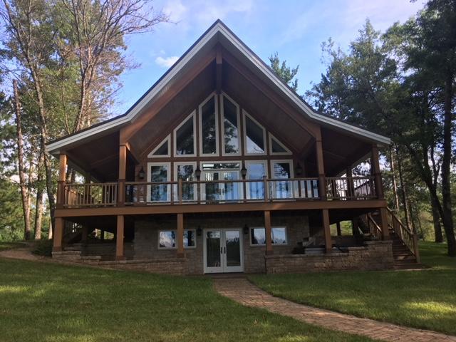 View Single-Family Home For Sale at W10120 Wild Turkey Trl, LAKE, MI