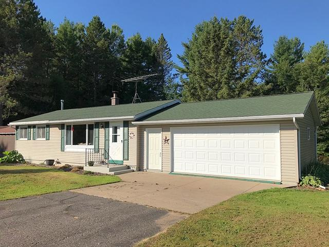 View Single-Family Home For Sale at N17270 Frandsen Ln, Pembine, WI