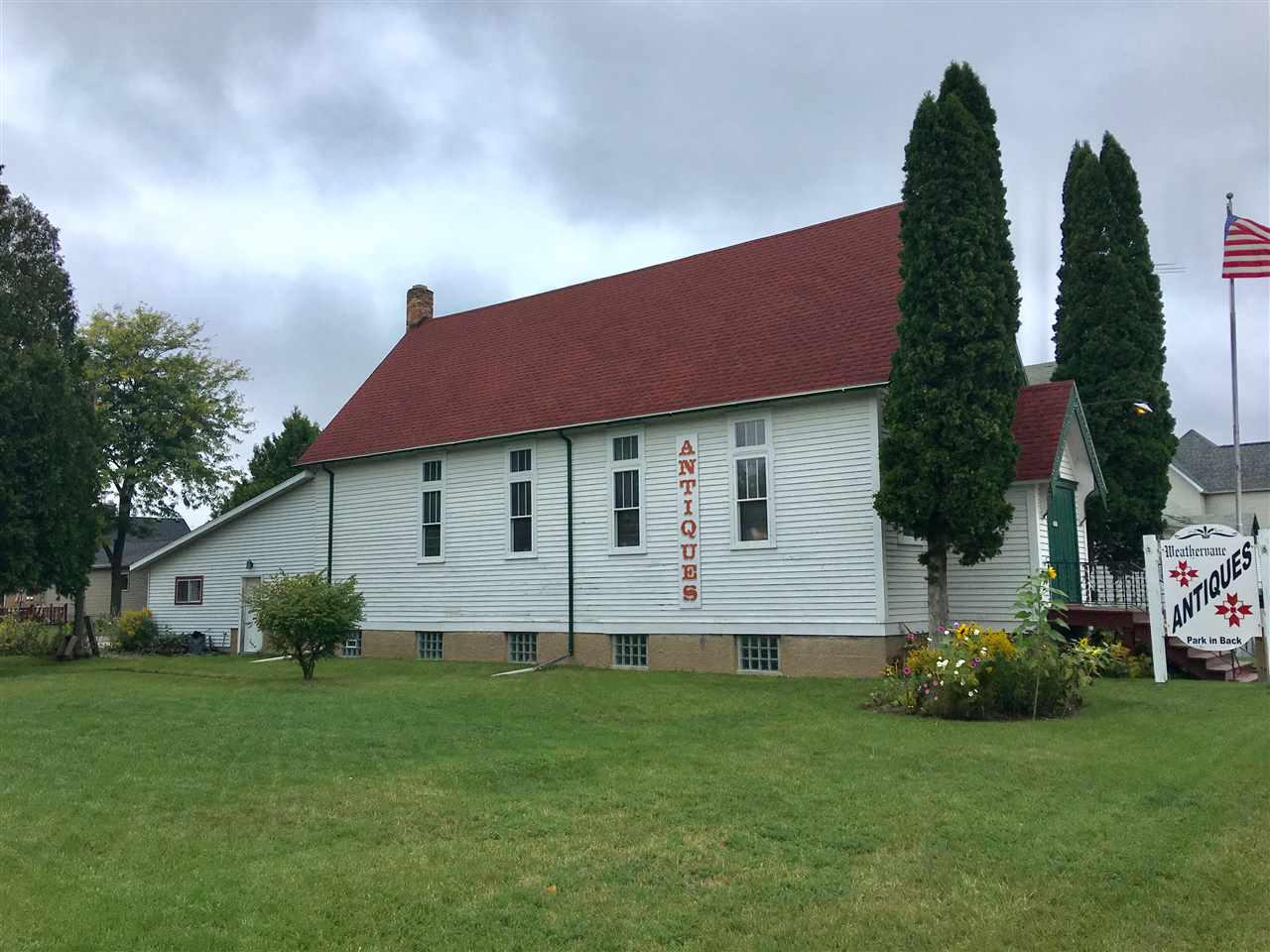 View Commercial For Sale at 1059 MARINETTE AVENUE, Marinette, WI