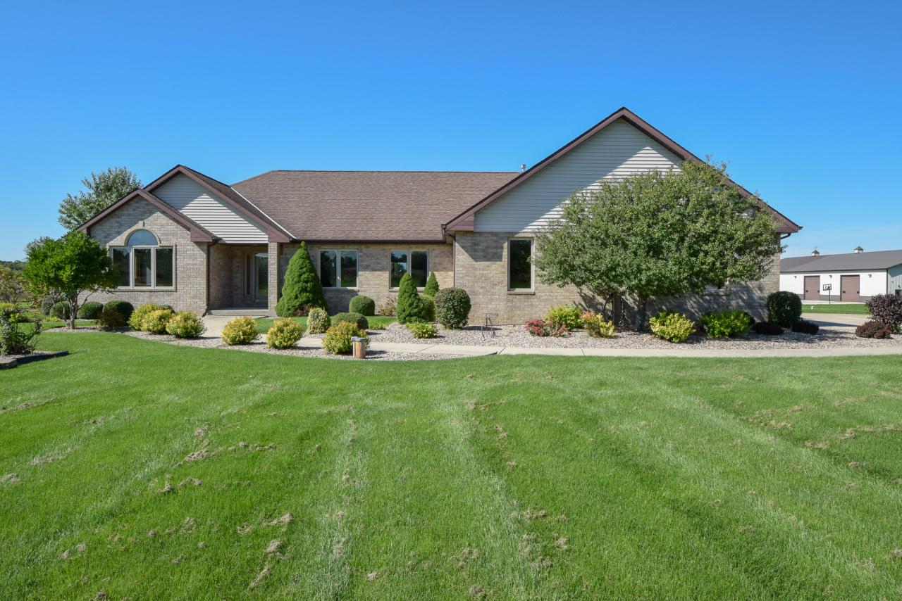 View Single-Family Home For Sale at 1927 43rd St, Caledonia, WI