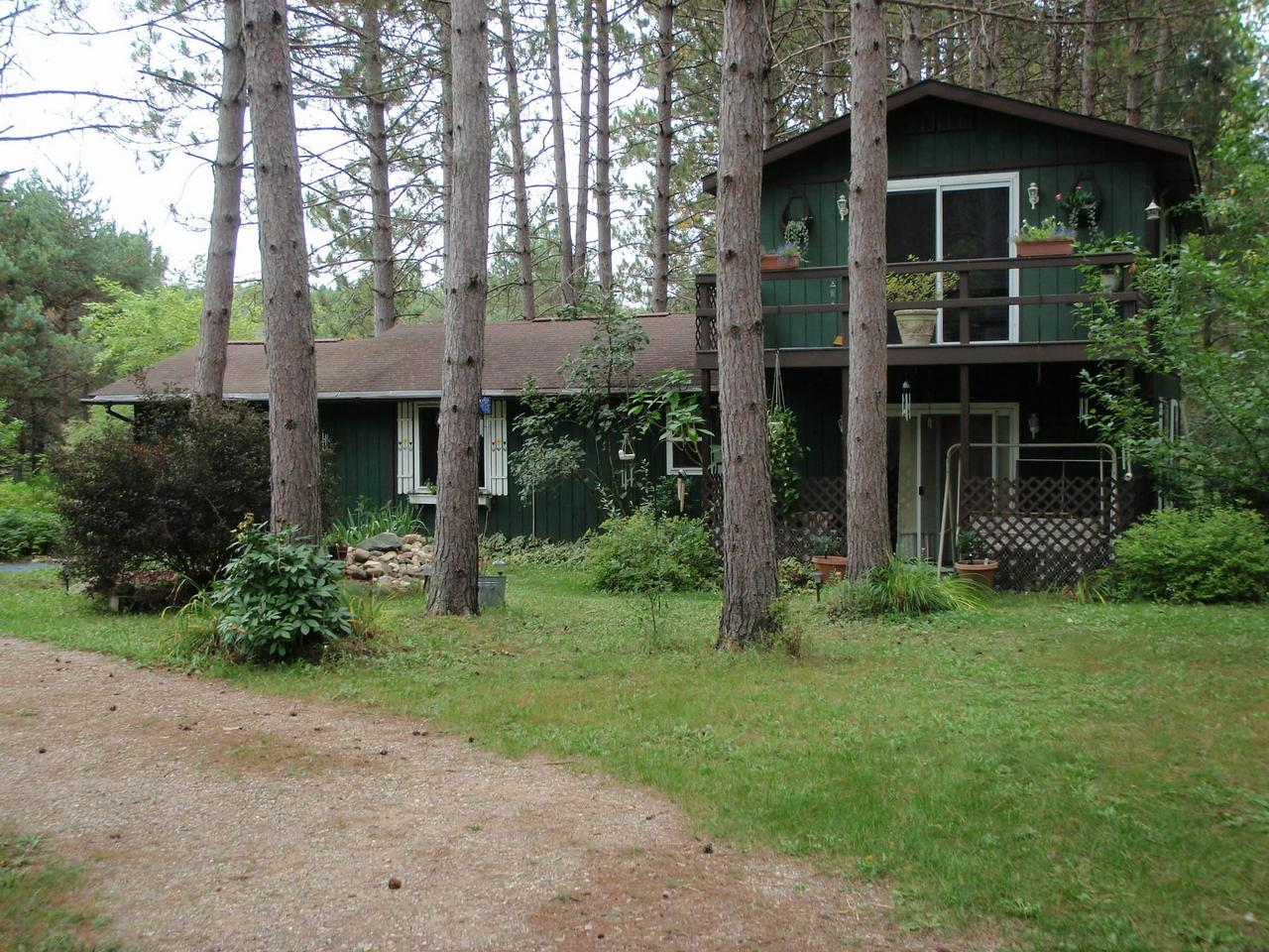 View Single-Family Home For Sale at W4711 Lester Ln, Pembine, WI