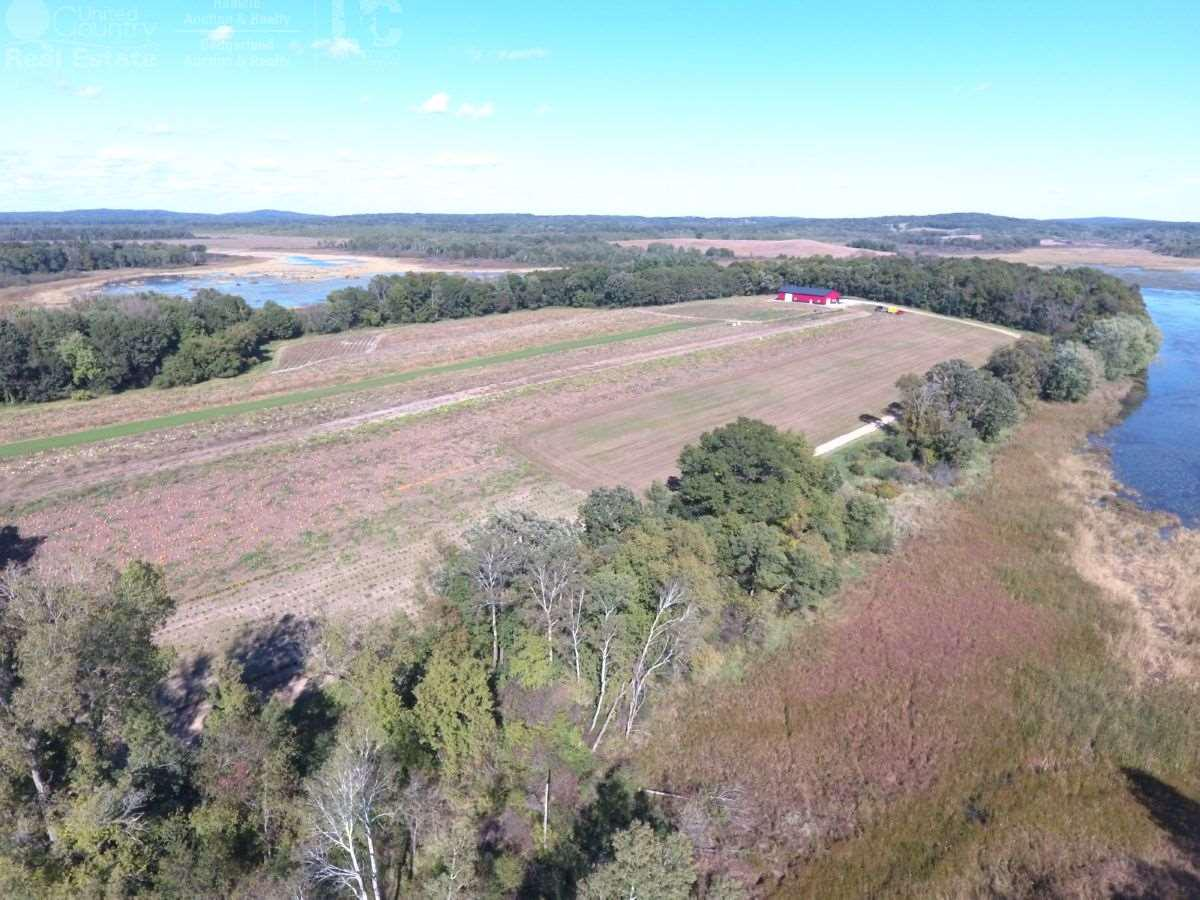 View Vacant Land For Sale at W7502 County Road CM, Portage, WI