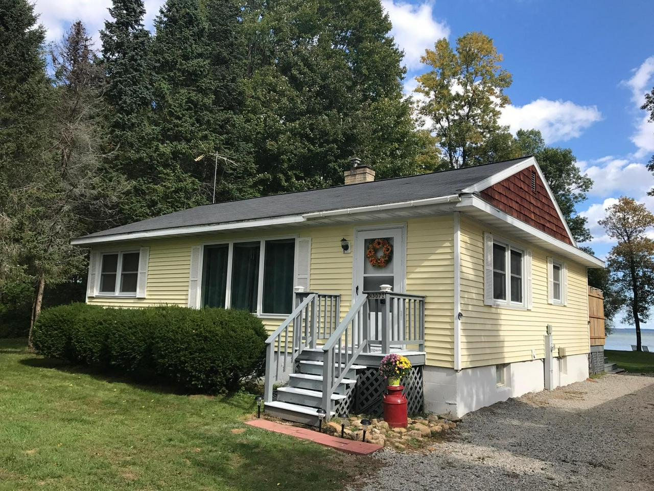 View Single-Family Home For Sale at N3072 Hwy M35, INGALLSTON, MI