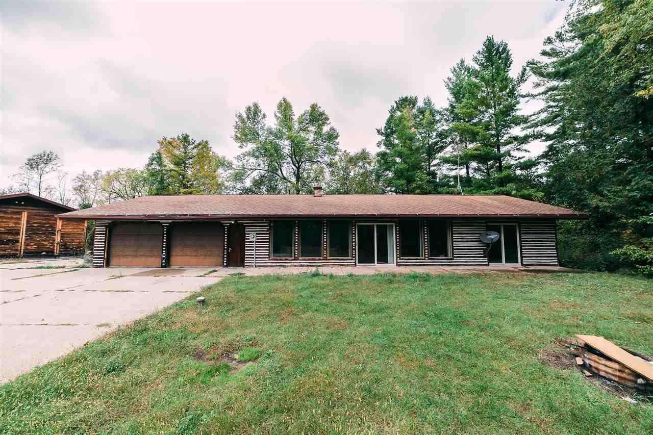 View Single-Family Home For Sale at N4201 BRIDGE ROAD, Peshtigo, WI