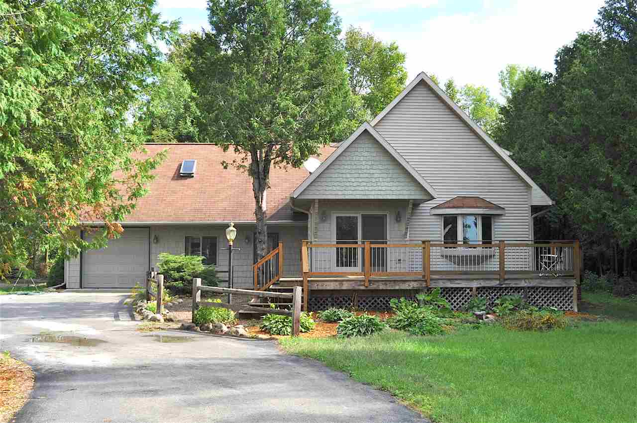 View Single-Family Home For Sale at 4832 THOME ROAD, Oconto, WI