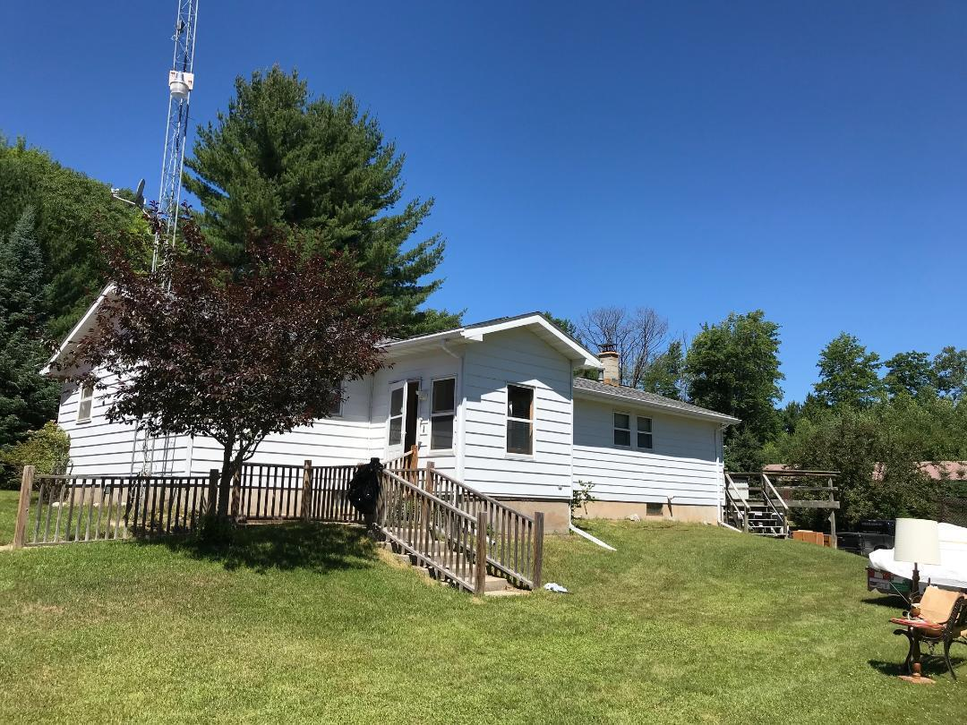 View Single-Family Home For Sale at N9479 Quarry Rd, Middle Inlet, WI