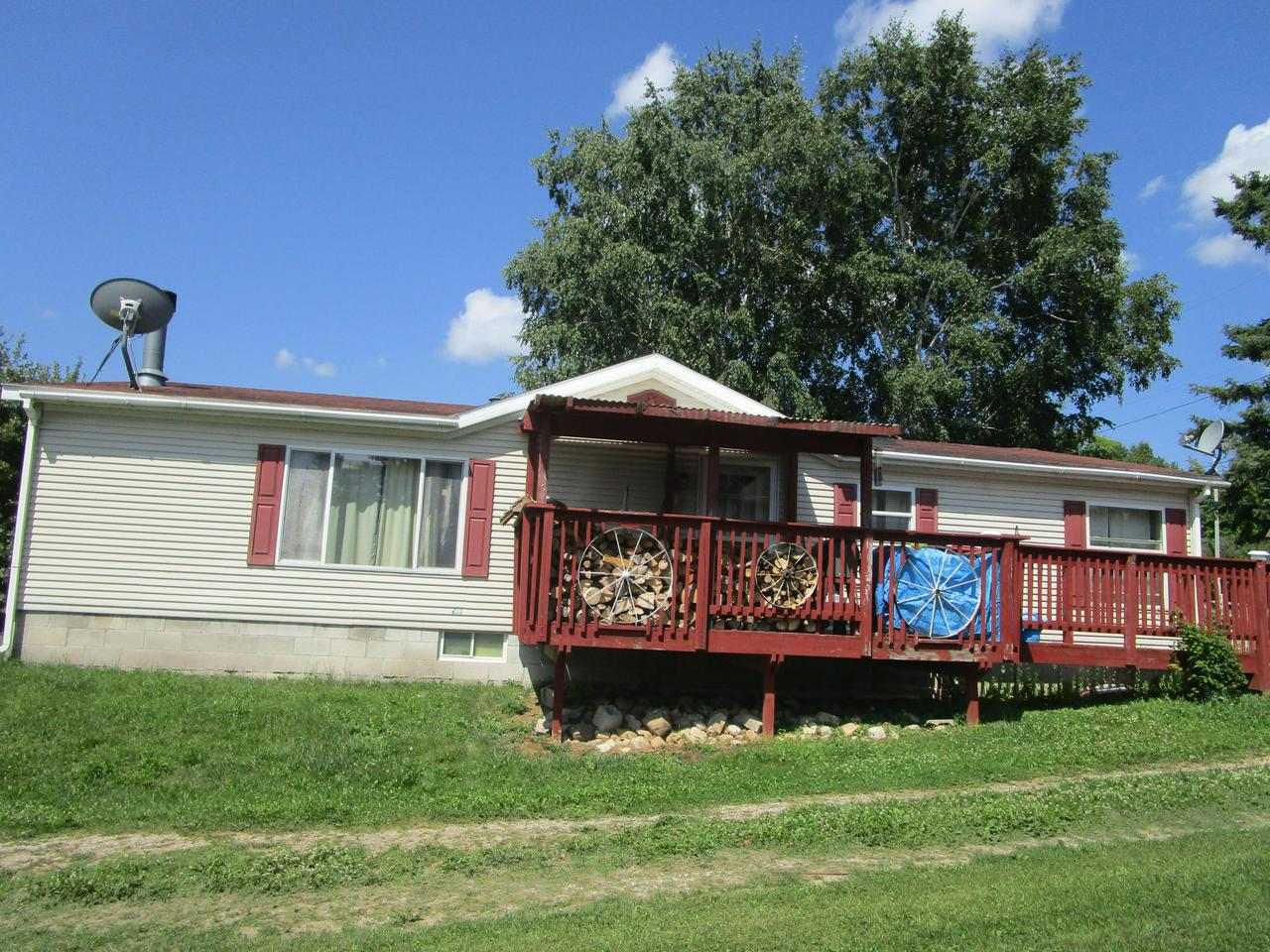 View Single-Family Home For Sale at W5481 5th St, MENOMINEE, MI