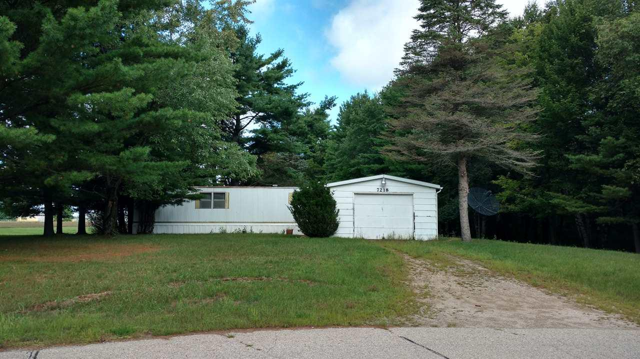 View Single-Family Home For Sale at 7218 GARBRECHT ROAD, Oconto Falls, WI