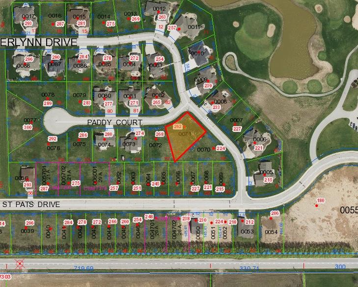 View Vacant Land For Sale at 262 PADDY COURT, Wrightstown, WI