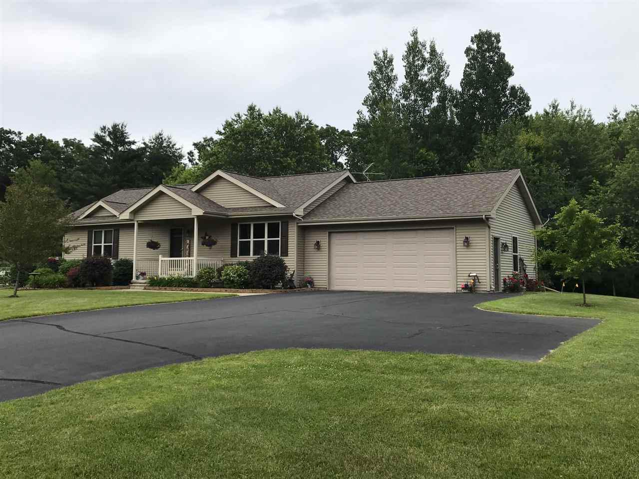 View Single-Family Home For Sale at W1611 HWY B, Marinette, WI