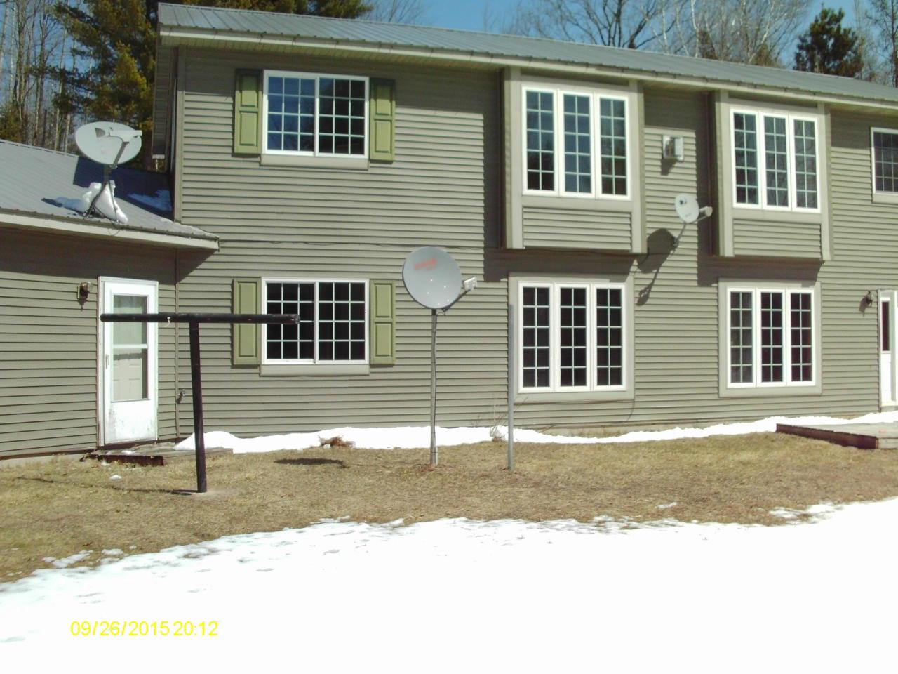 View Single-Family Home For Sale at W7138 County Road R, Pembine, WI