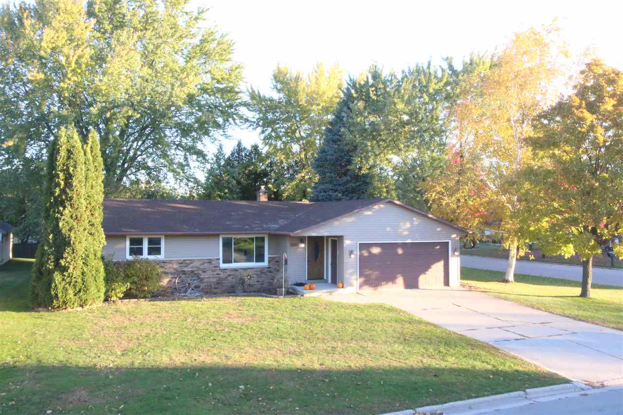 View Single-Family Home For Sale at 2504 LANCE STREET, Green Bay, WI