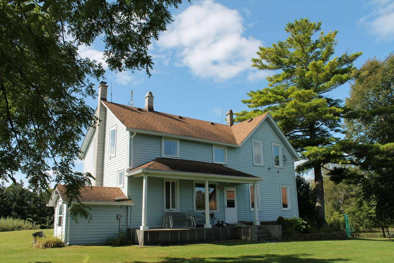 View Single-Family Home For Sale at W3137 Duffrin Rd, STEPHENSON, MI