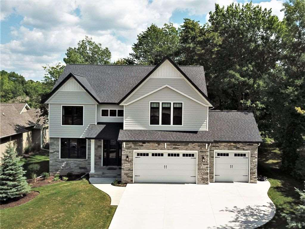 View Single-Family Home For Sale at N314 RUYS COURT, Appleton, WI