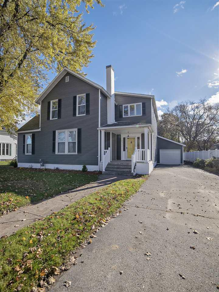 View Single-Family Home For Sale at 2311 RIVERSIDE DRIVE, Marinette, WI