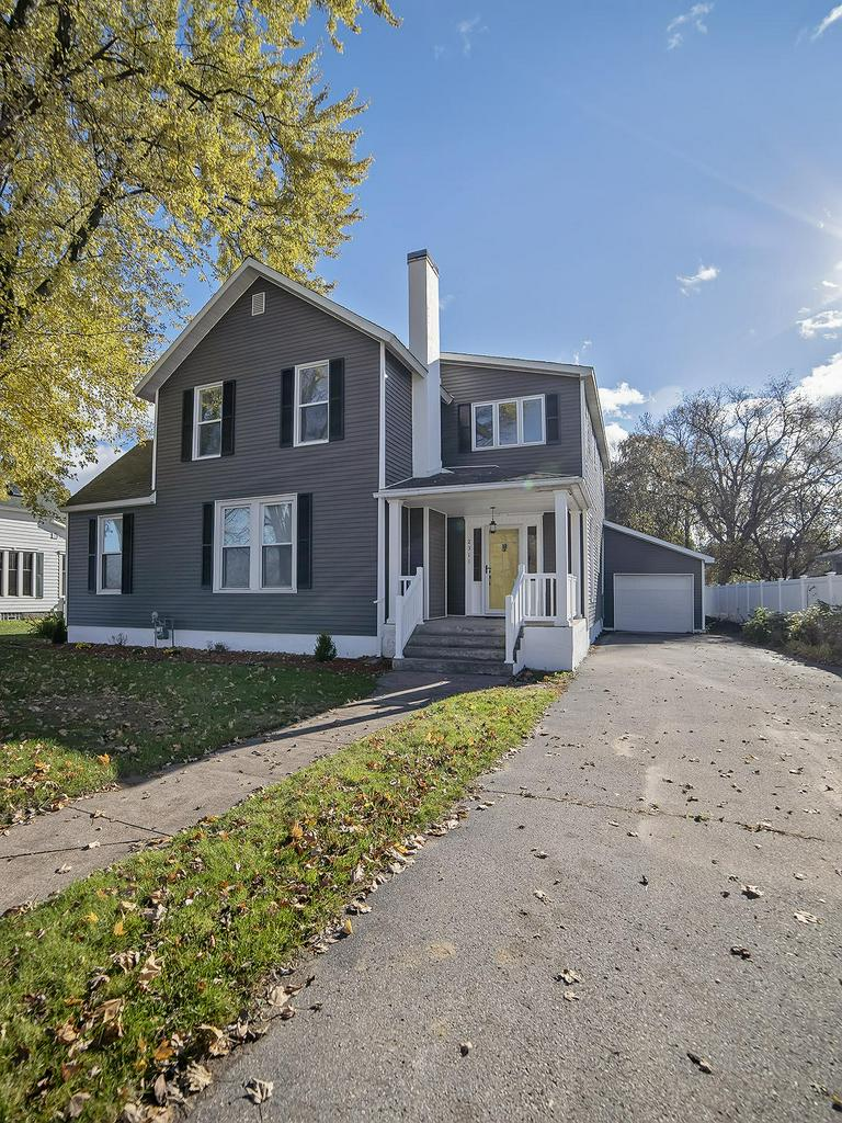 View Single-Family Home For Sale at 2311 Riverside Dr, Marinette, WI