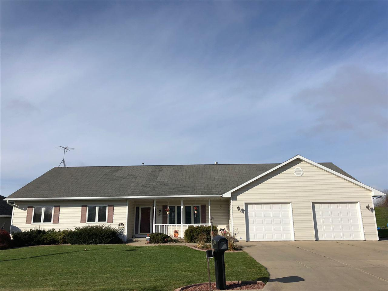 View Single-Family Home For Sale at 601 ELAINE COURT, Denmark, WI