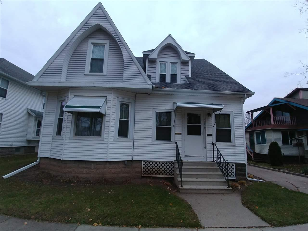 View Single-Family Home For Sale at 311 E COOK STREET, New London, WI