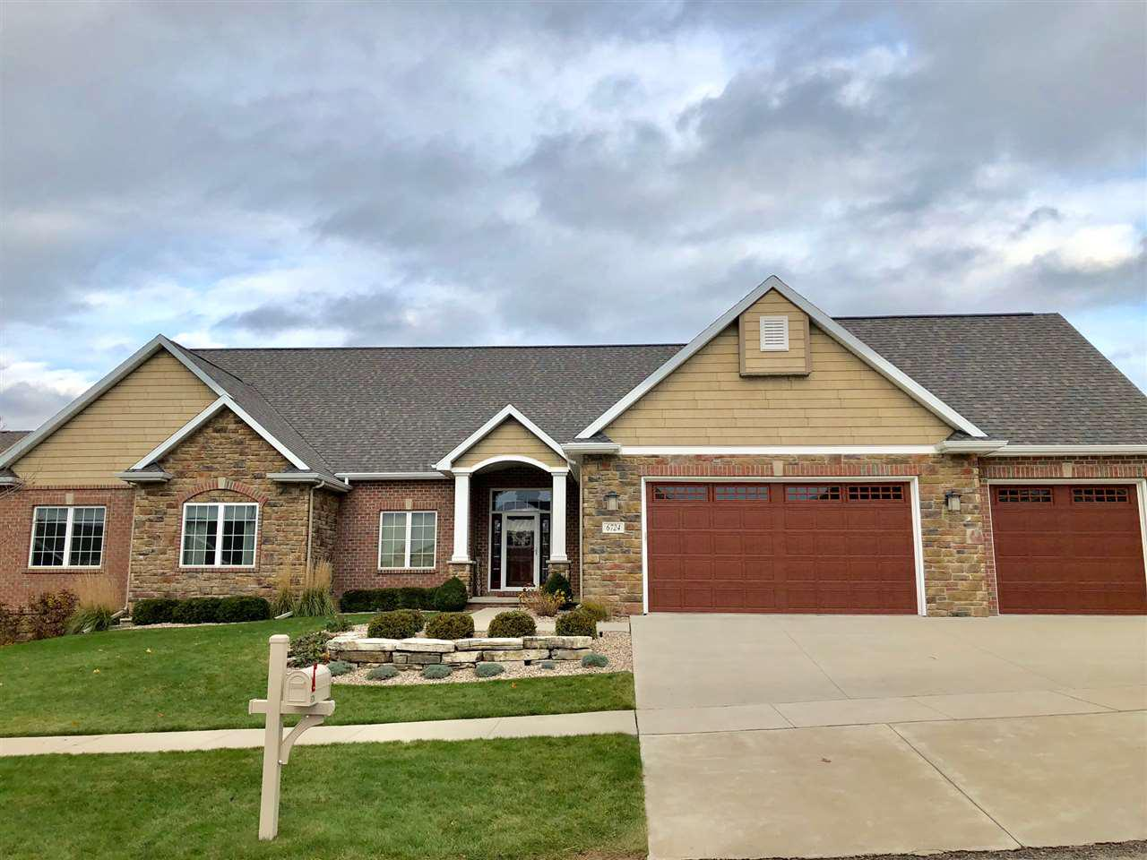 View Single-Family Home For Sale at 6724 N KUREY DRIVE, Appleton, WI