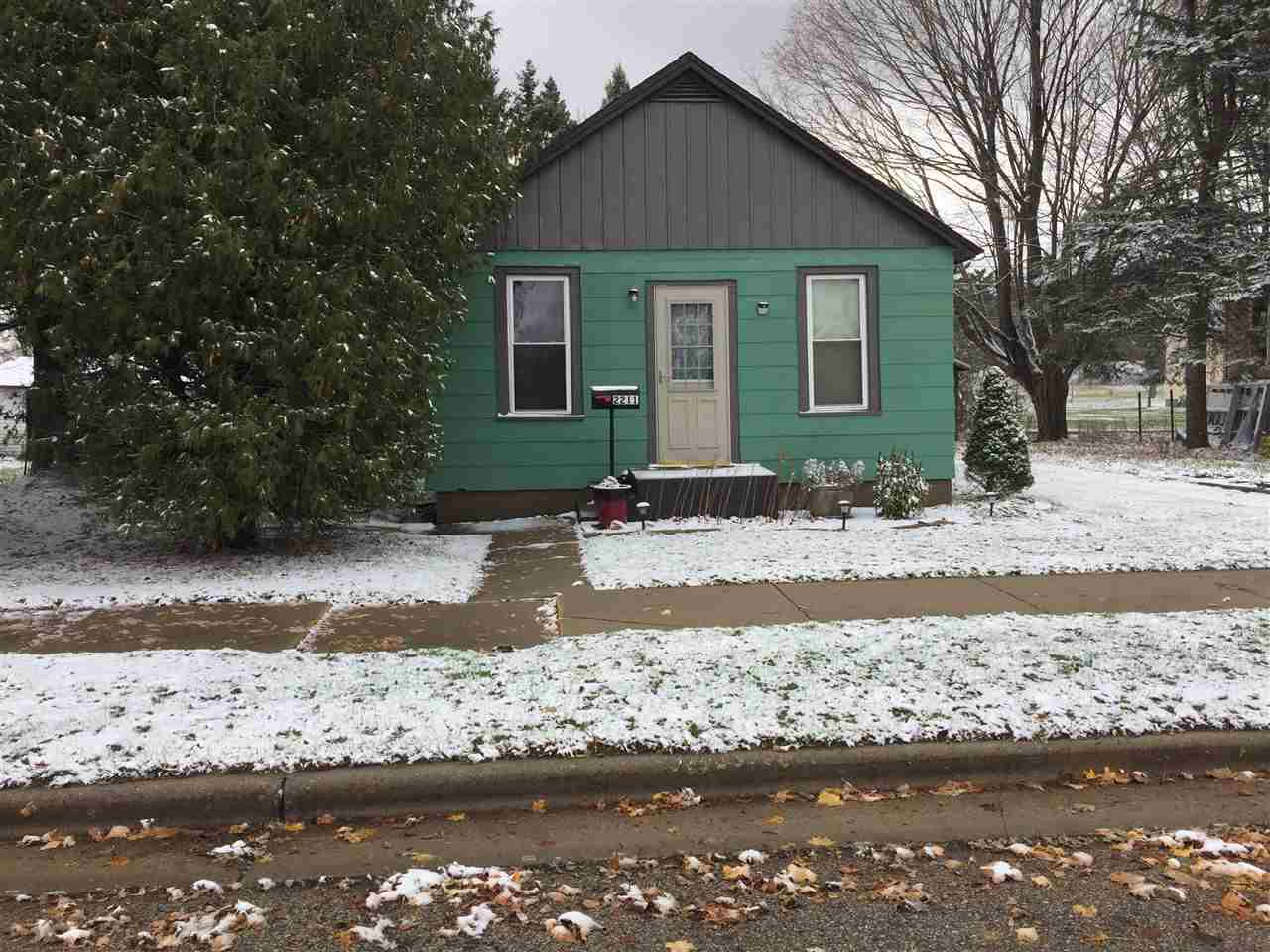 View Single-Family Home For Sale at 2211 THOMAS STREET, Marinette, WI