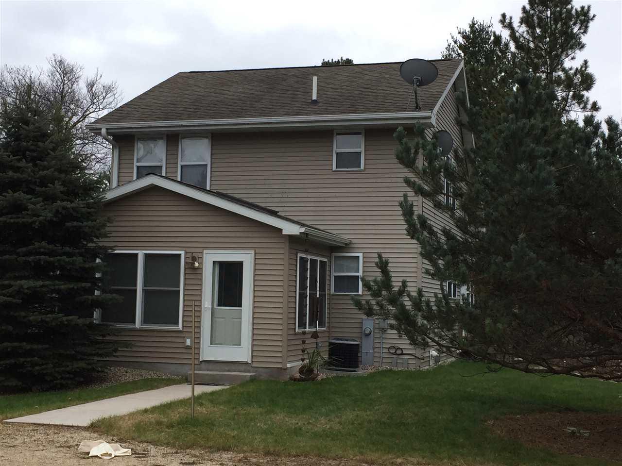 View Single-Family Home For Sale at N17833 BARNES LAKE LANE, Dunbar, WI