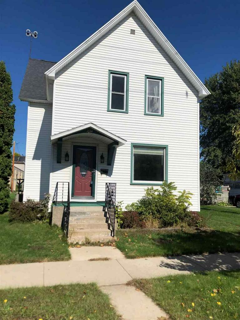 View Single-Family Home For Sale at 1614 SHERMAN STREET, Marinette, WI