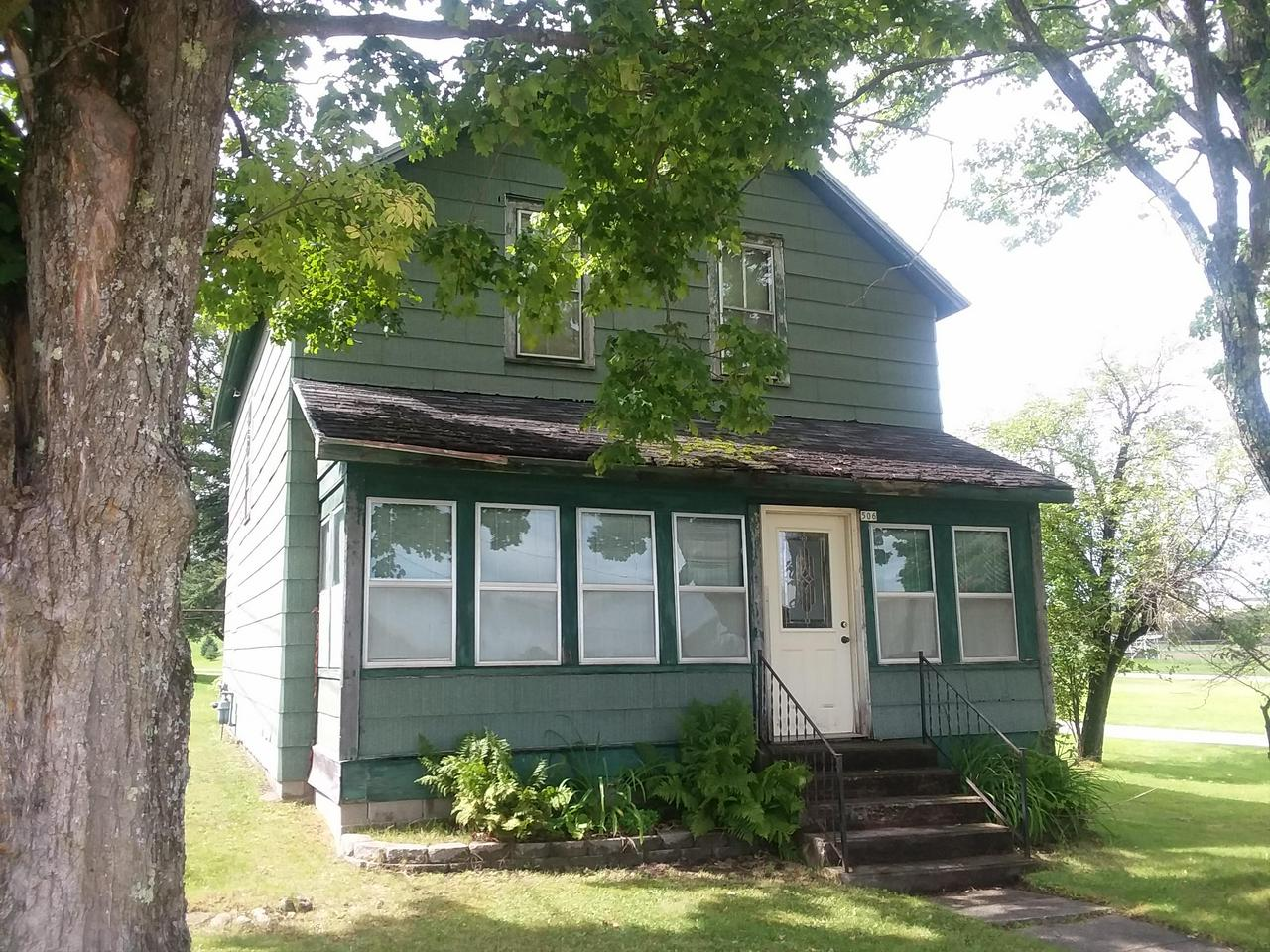 View Single-Family Home For Sale at 506 Main St, Goodman, WI