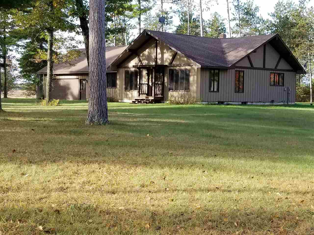View Single-Family Home For Sale at W8498 PHEASANT DRIVE, Crivitz, WI