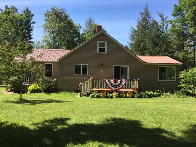 View Single-Family Home For Sale at W4623 Hwy 366, Abbotsford, MI