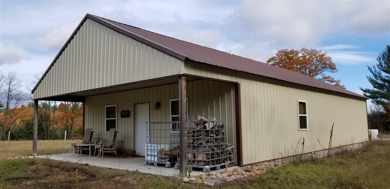 View Single-Family Home For Sale at W9465 OLSON LANE, Crivitz, WI