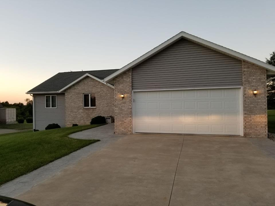 View Single-Family Home For Sale at 493 Lions Dr, Lena, IL