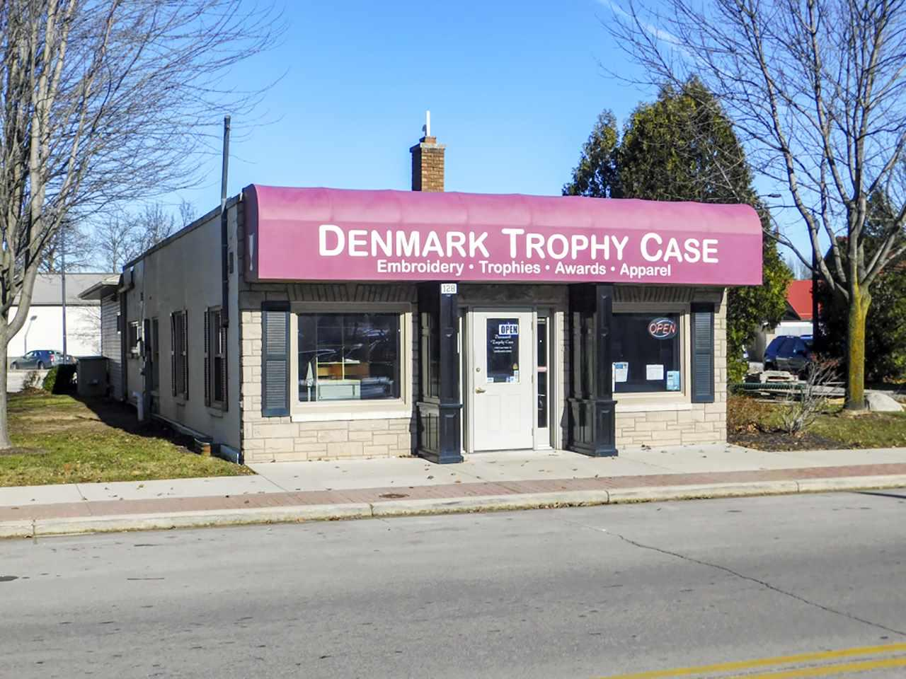 View Commercial For Sale at 128 MAIN STREET, Denmark, WI