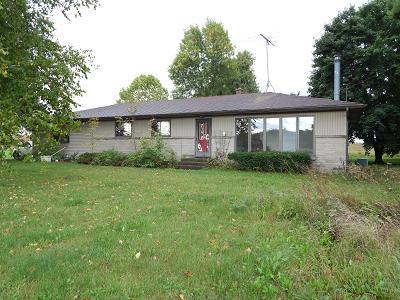 View Single-Family Home For Sale at W7315 County Road B, Coleman, WI