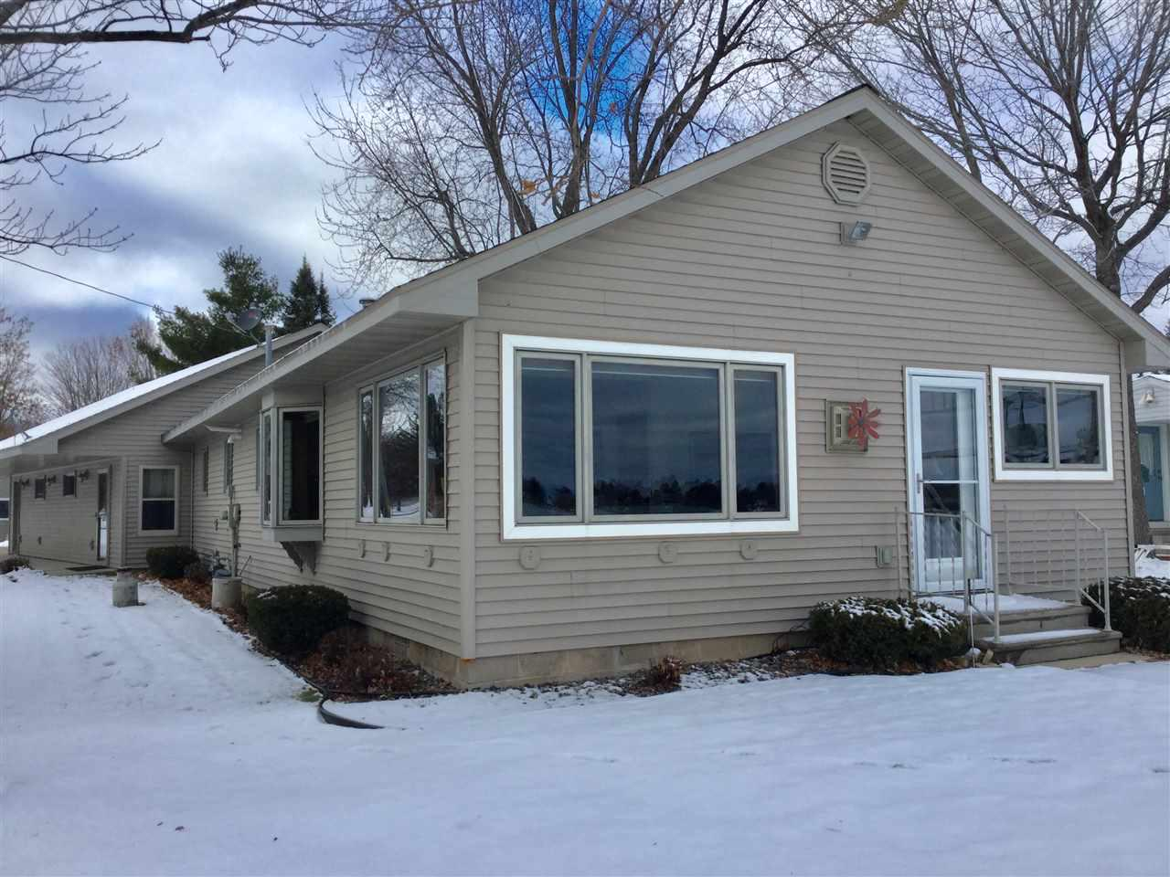 View Single-Family Home For Sale at 9516 HOLT PARK ROAD, Suring, WI