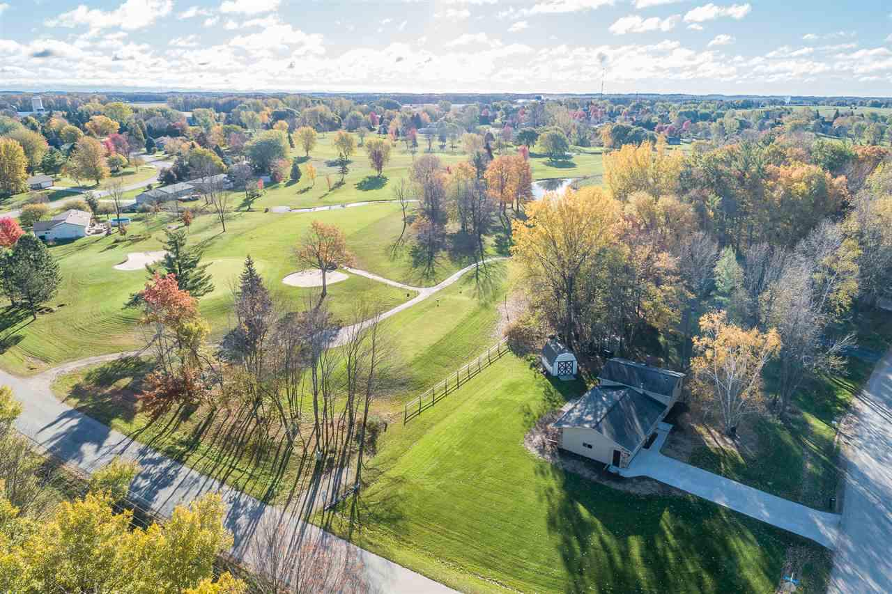 View Single-Family Home For Sale at 3196 INVERNESS LANE, New Franken, WI