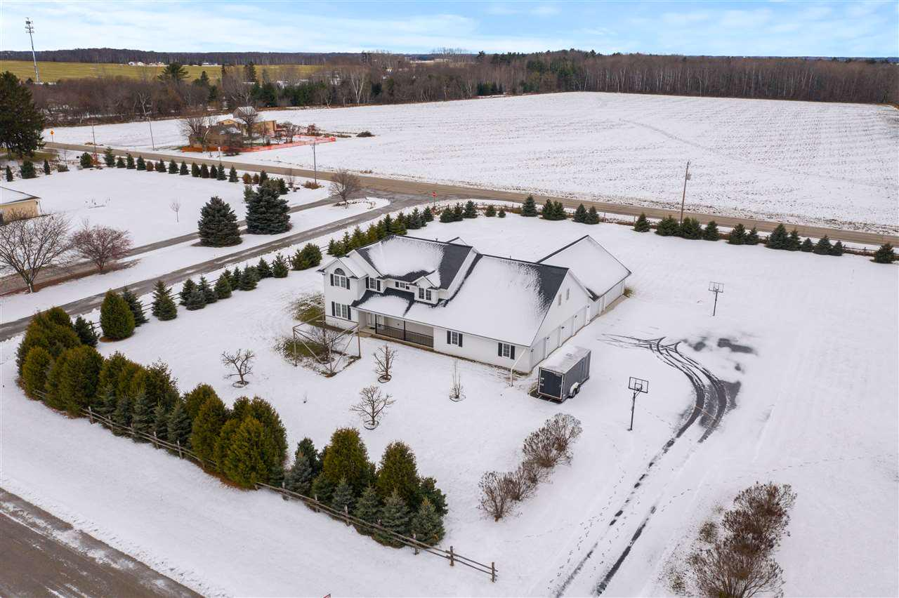 View Single-Family Home For Sale at 4492 ANNABELL CIRCLE, Green Bay, WI