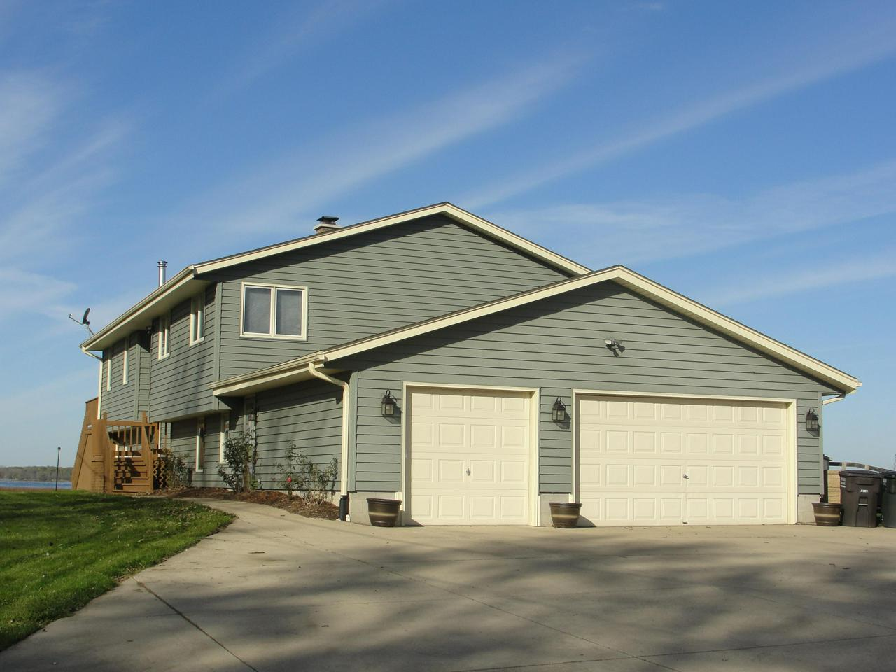 View Single-Family Home For Sale at 7710 E Wind Lake Rd, Wind Lake, WI