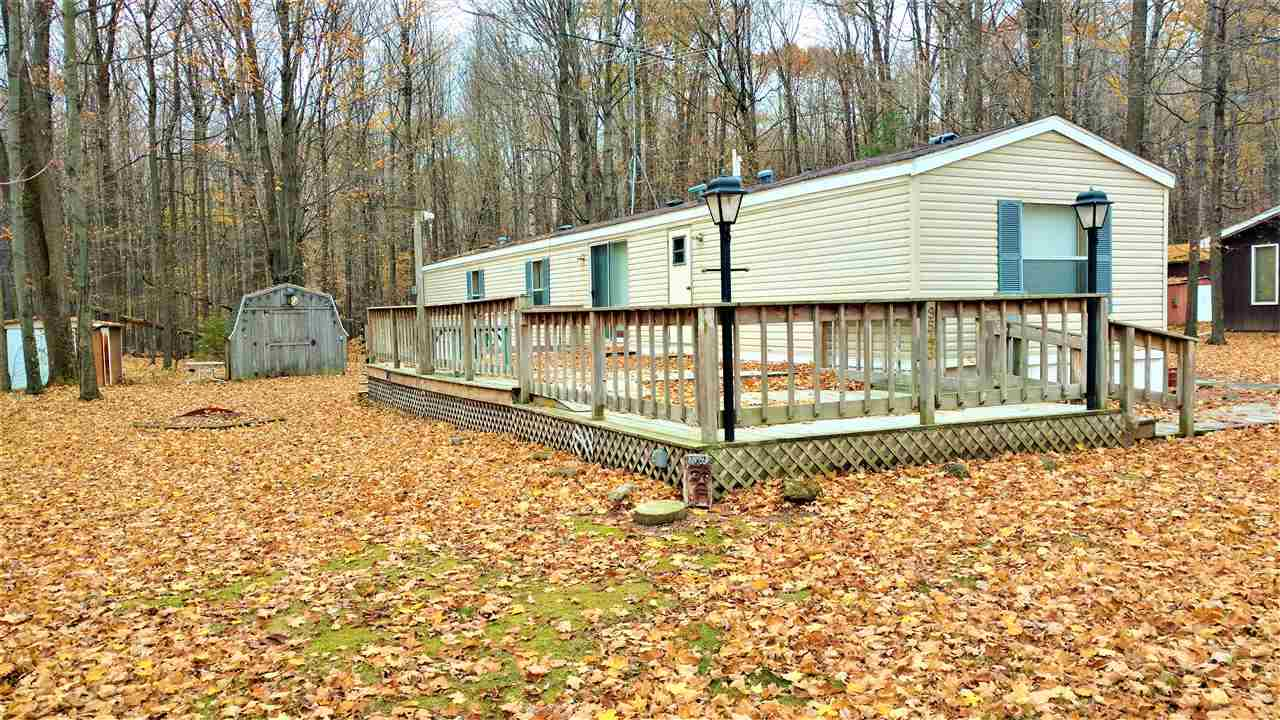 View Single-Family Home For Sale at 9543 ST BERNADETTE ROAD, Suring, WI