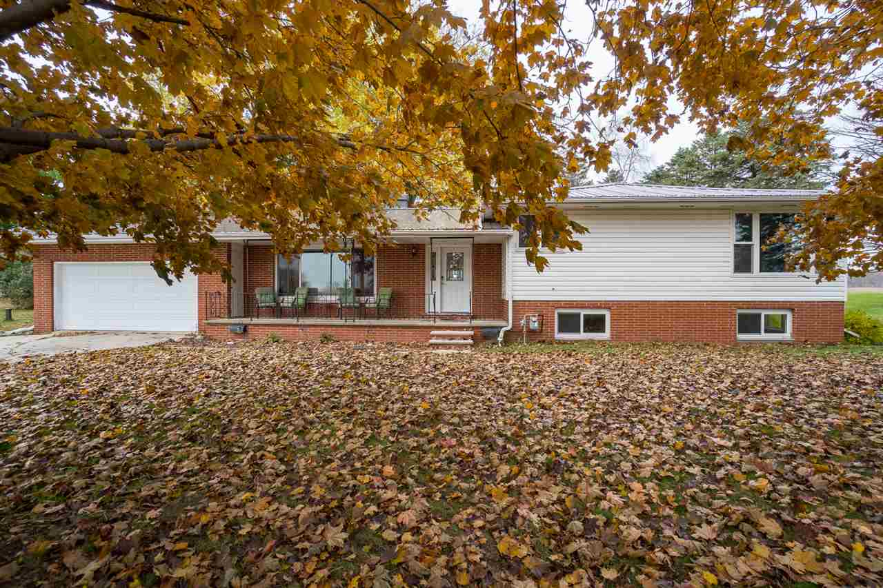 View Single-Family Home For Sale at N8515 HWY 55, Seymour, WI