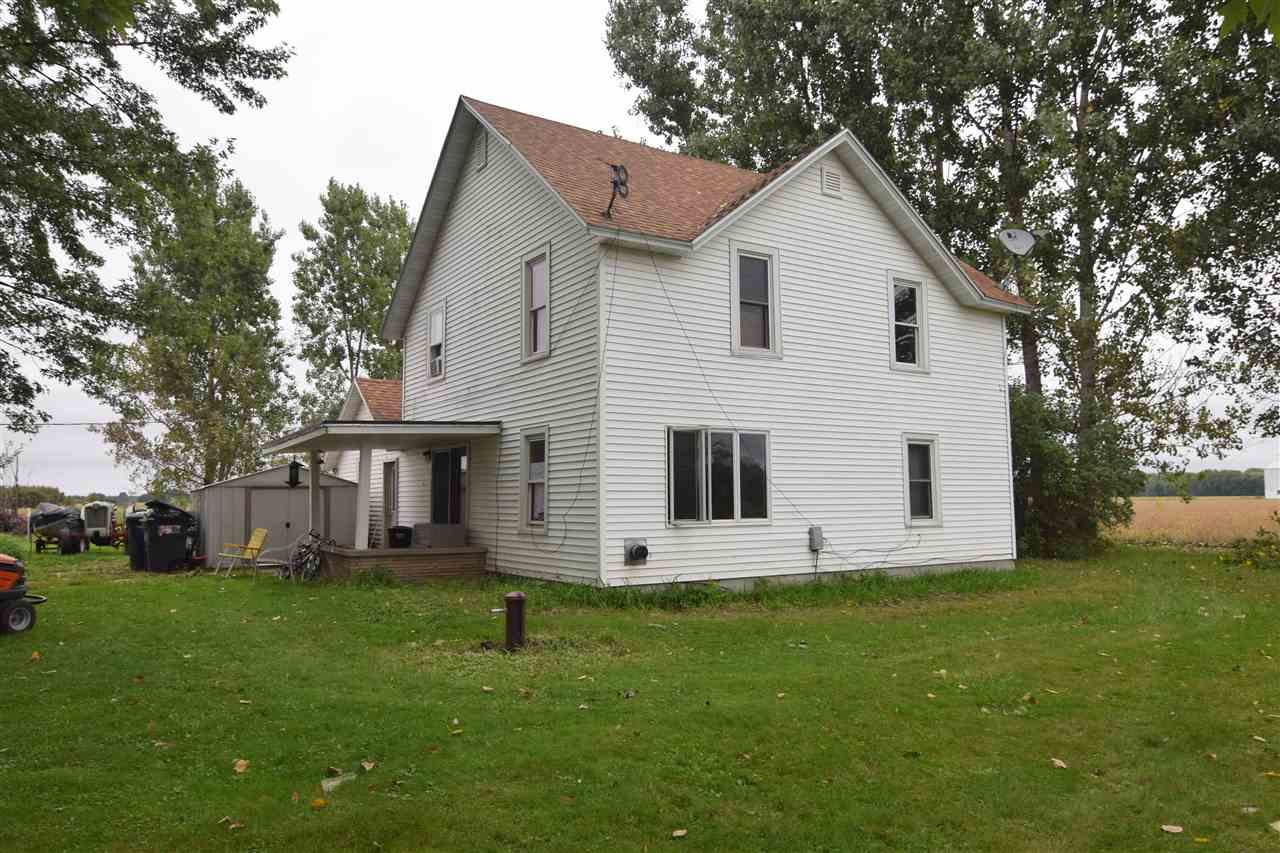 View Single-Family Home For Sale at W9356 HWY 76, New London, WI