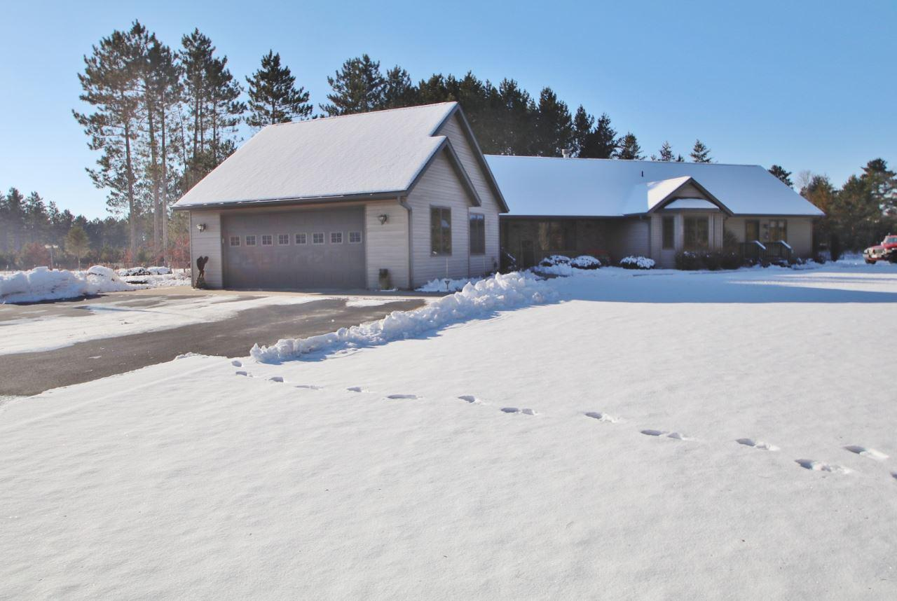 View Single-Family Home For Sale at W10745 KOTTKE ROAD, Crivitz, WI
