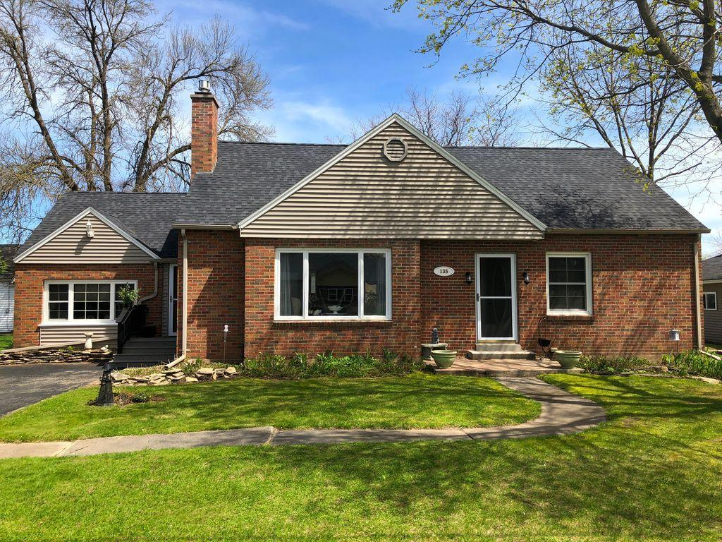 View Single-Family Home For Sale at 135 S Florence, DAGGETT, MI
