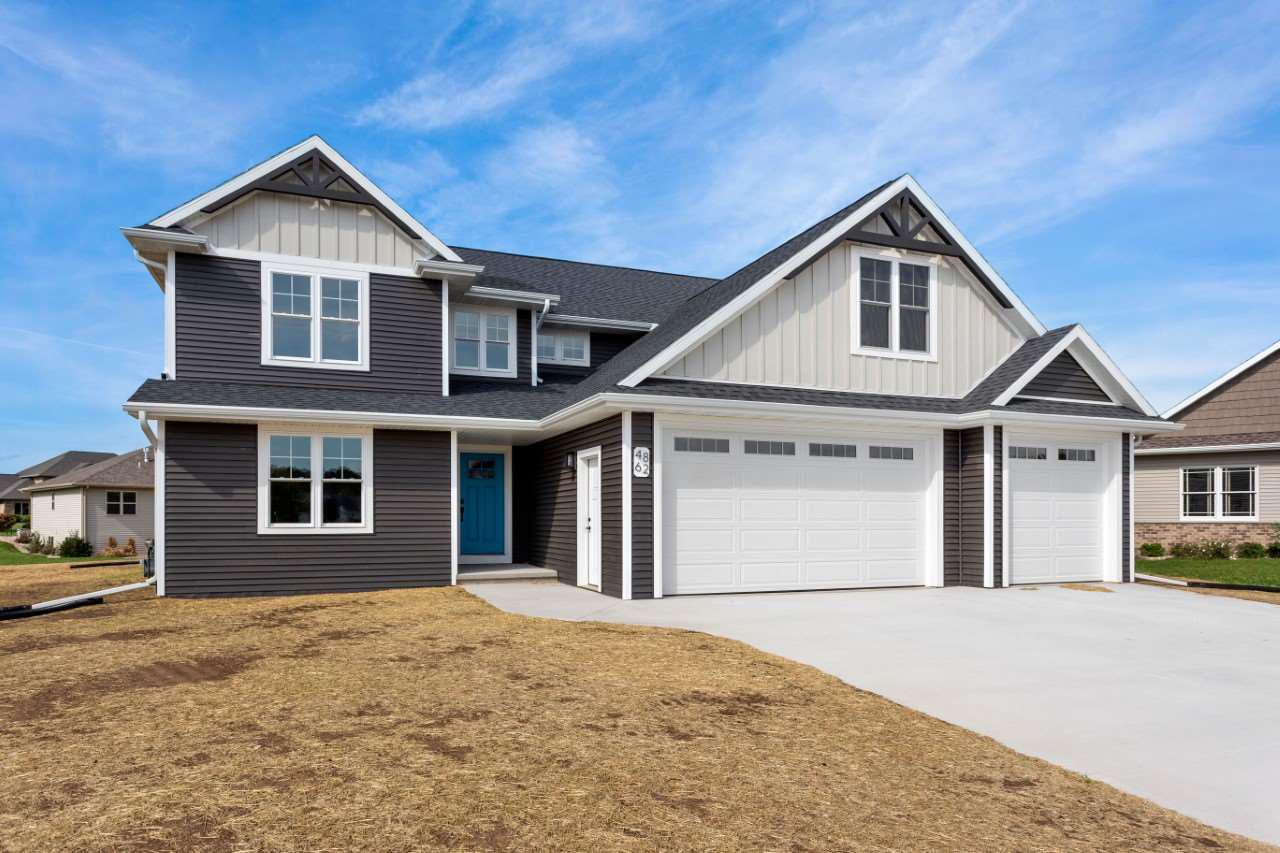View Single-Family Home For Sale at 4862 W SCOTCH PINE COURT, Appleton, WI