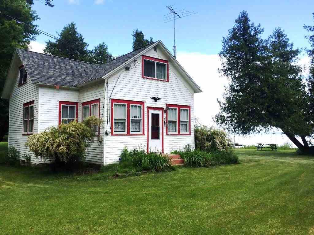 View Single-Family Home For Sale at N3090 HWY M-35, Menomonie, MI