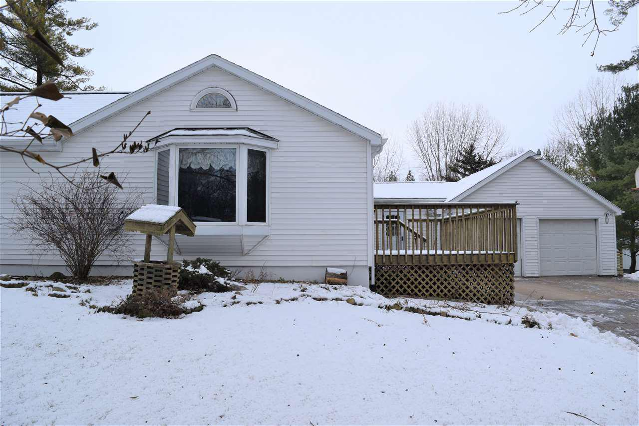 View Single-Family Home For Sale at N8284 OLD HWY 47, Black Creek, WI