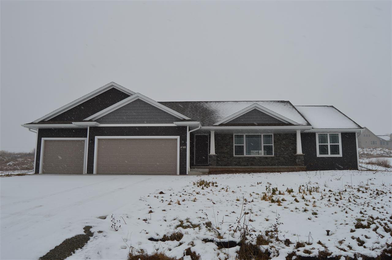 View Single-Family Home For Sale at W185 MEADOW RIDGE TRAIL, Kaukauna, WI