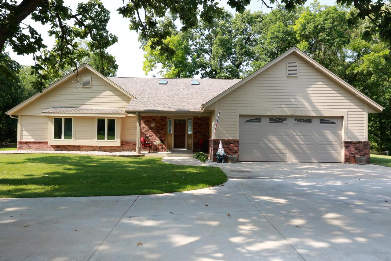 View Single-Family Home For Sale at 26221 Muskego Dam Rd, Muskego, WI
